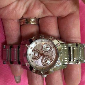 Fossil Relic Stainless Steel Women's Quartz Watch